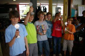 Prijswinnaars van 2007