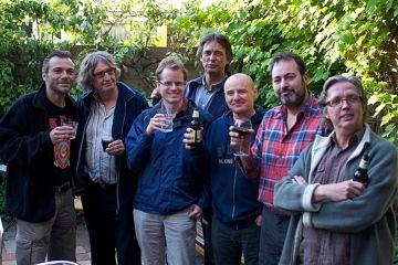 VLNR: Rob, Simon, Bas, Herman, Antoon, Litho, René