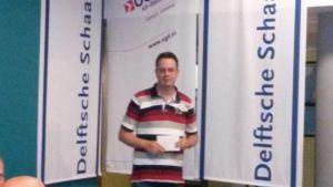 2e plaats: Wouter Noordkamp